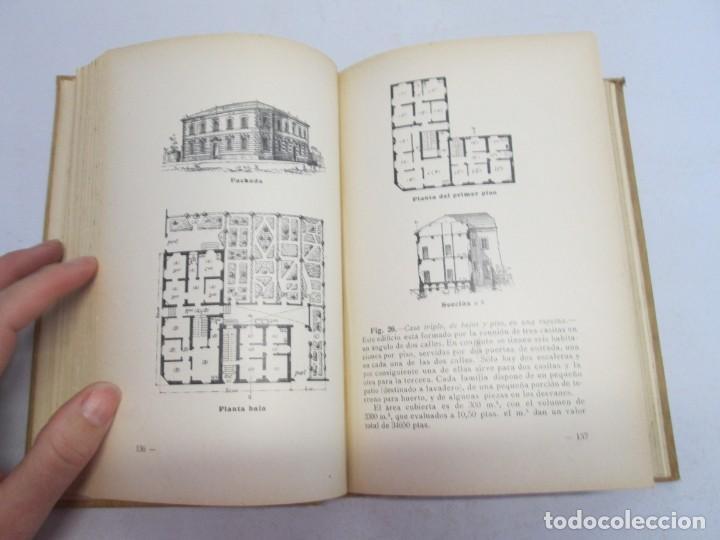 Libros antiguos: 125 MODELOS DE EDIFICIOS ECONOMICOS. I. CASALI. EDITOR GUSTAVO GILI. 1925. VER FOTOGRAFIAS ADJUNTAS - Foto 15 - 144855342