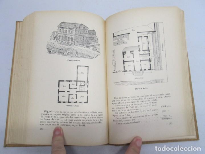 Libros antiguos: 125 MODELOS DE EDIFICIOS ECONOMICOS. I. CASALI. EDITOR GUSTAVO GILI. 1925. VER FOTOGRAFIAS ADJUNTAS - Foto 16 - 144855342
