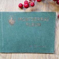Libros antiguos: ÁLBUM DE MONSERRAT, 72 VISTAS. . Lote 145526086