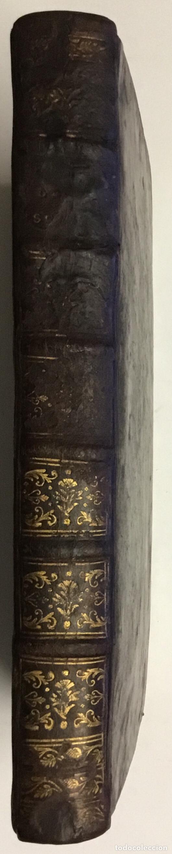 Libros antiguos: XIMÉNEZ, Andrés. DESCRIPCION DEL REAL MONASTERIO DE SAN LORENZO DEL ESCORIAL. 1764 - Foto 8 - 145613674