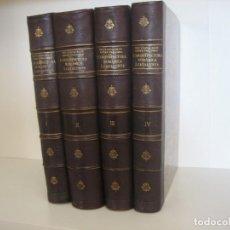 Libros antiguos: L'ARQUITECTURA ROMANICA A CATALUNYA – PUIG Y CADAFALCH, ANTONI DE FALGUERA, GODAY Y CASALS – 1909. Lote 146590358