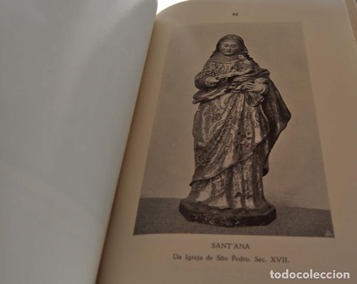 Libros antiguos: CATALOGO ESCULTURAS RELIGIOSAS NO CONVENTO DE SANTA CLARA DO FUNCHAL.ED. JUNTA GENERAL FUNCHAL - Foto 4 - 147214126