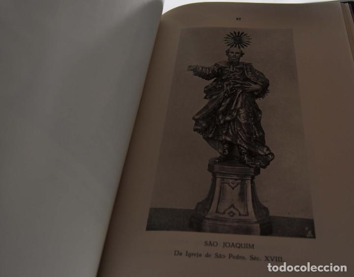 Libros antiguos: CATALOGO ESCULTURAS RELIGIOSAS NO CONVENTO DE SANTA CLARA DO FUNCHAL.ED. JUNTA GENERAL FUNCHAL - Foto 6 - 147214126