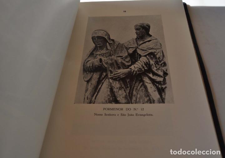 Libros antiguos: CATALOGO ESCULTURAS RELIGIOSAS NO CONVENTO DE SANTA CLARA DO FUNCHAL.ED. JUNTA GENERAL FUNCHAL - Foto 7 - 147214126