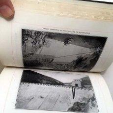 Libros antiguos: EL CEMENTO PORTLAND Y SUS APLICACIONES. (ASFALTOS Y PORTLAND ASLAND) 1926 FOTOS OBRAS ESPAÑOLAS. Lote 148112438