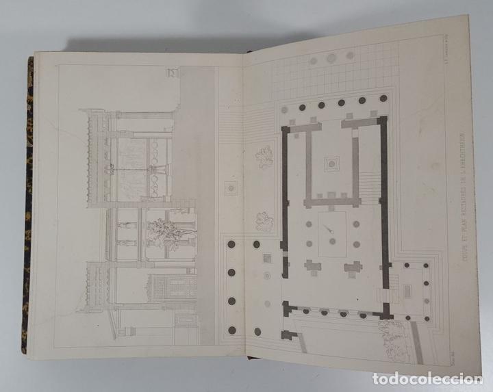 Libros antiguos: LACROPOLE D´ATHENES. M.BEULÉ. PARIS. 1862. - Foto 13 - 148193694