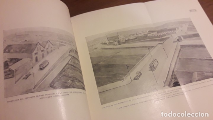Libros antiguos: MEMORIA DE LA COMISIÓN ESPECIAL DE ENSANCHE / 1927 - Foto 3 - 27589410