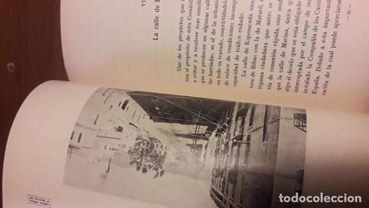 Libros antiguos: MEMORIA DE LA COMISIÓN ESPECIAL DE ENSANCHE / 1927 - Foto 4 - 27589410