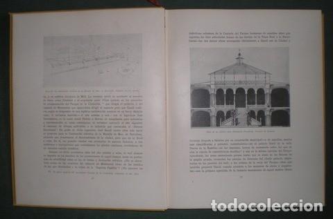 Libros antiguos: RAFOLS, JOSÉ F: ANTONIO GAUDI. 1929 Primera edición en español - Foto 5 - 113723719