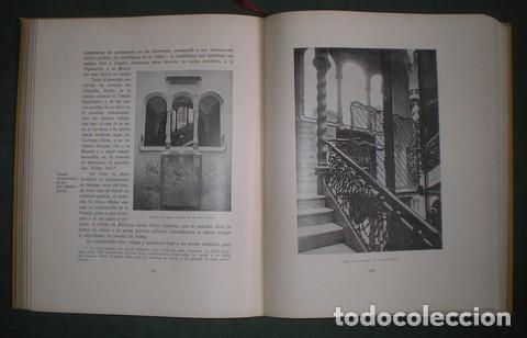 Libros antiguos: RAFOLS, JOSÉ F: ANTONIO GAUDI. 1929 Primera edición en español - Foto 4 - 113723719