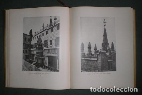 Libros antiguos: RAFOLS, JOSÉ F: ANTONIO GAUDI. 1929 Primera edición en español - Foto 7 - 113723719