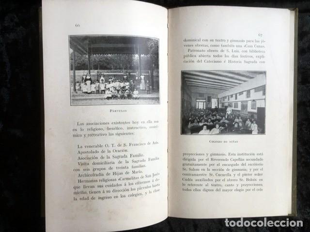 Libros antiguos: GAUDI - COLONIA GÜELL FABRICA DE PANAS Y VELUDILLOS DE GÜELL Y Cia - 1910 RARO - ILUSTRADO - PLANOS - Foto 7 - 150944466
