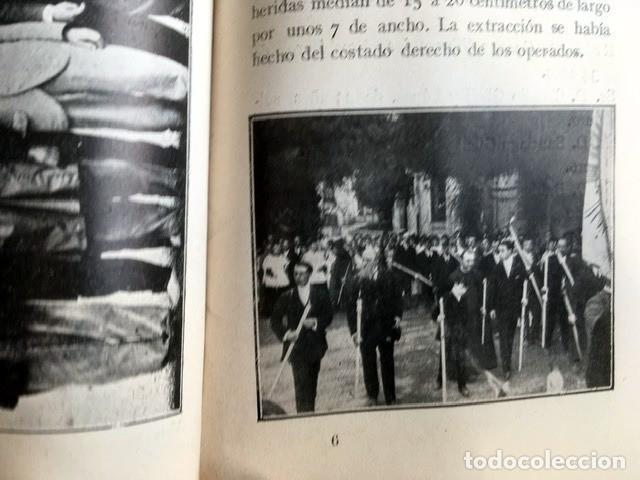 Libros antiguos: GAUDI - COLONIA GÜELL FABRICA DE PANAS Y VELUDILLOS DE GÜELL Y Cia - 1910 RARO - ILUSTRADO - PLANOS - Foto 8 - 150944466