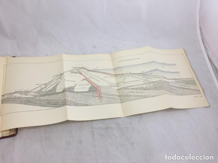 Libros antiguos: El pantano del Ebro. Estudio técnico de sus obras hidráulicas Pardo, M. Lorenzo 1919 planos desplega - Foto 14 - 151358122