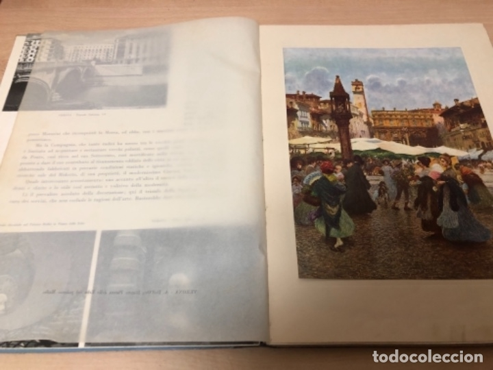 Libros antiguos: ANTIGÜO Y FANTÁSTICO LIBRO SOBRE ARQUITECTURA Y PROPIEDAD INMOBILIARIA ITALIANA AÑO 1.951 - Foto 5 - 152185814