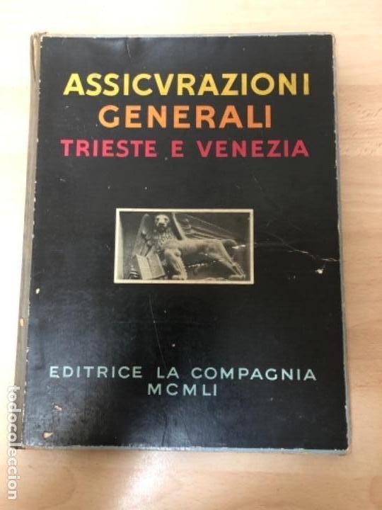 ANTIGÜO Y FANTÁSTICO LIBRO SOBRE ARQUITECTURA Y PROPIEDAD INMOBILIARIA ITALIANA AÑO 1.951 (Libros Antiguos, Raros y Curiosos - Bellas artes, ocio y coleccion - Arquitectura)