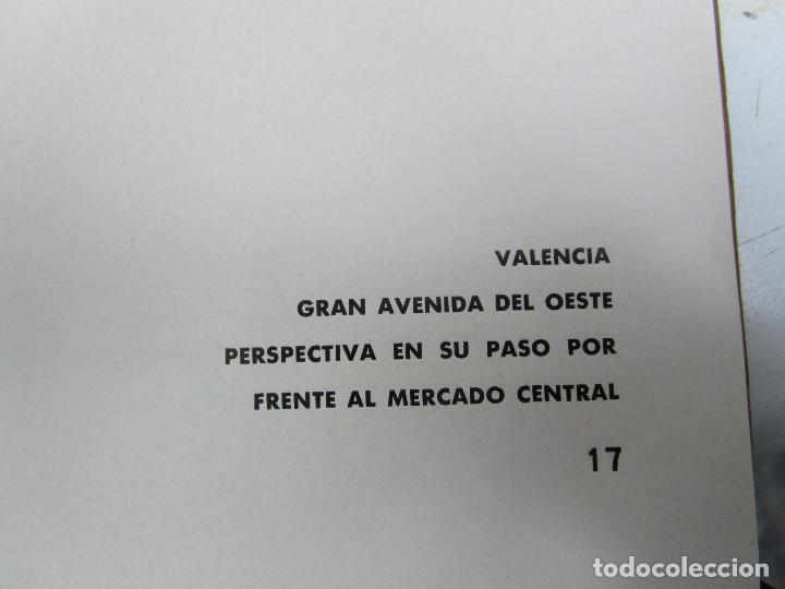 Libros antiguos: DE MUSEO! ARQUITECTURA VALENCIA DE JAVIER GOERLICH LLÉO CASA BALANZA, FRONTON CLUB NAUTICO - Foto 8 - 153295446