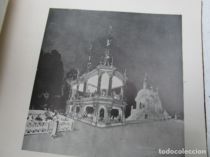 Libros antiguos: DE MUSEO! ARQUITECTURA VALENCIA DE JAVIER GOERLICH LLÉO CASA BALANZA, FRONTON CLUB NAUTICO - Foto 10 - 153295446