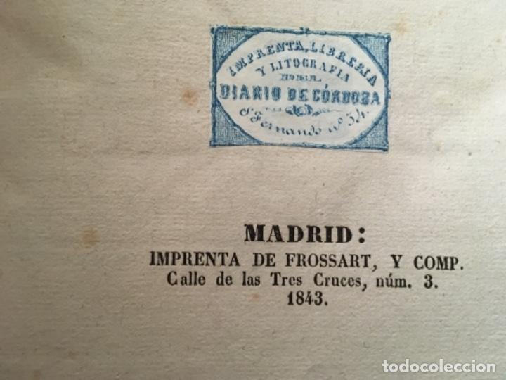 Libros antiguos: REGLAS DE LOS CINCO ÓRDENES DE ARQUITECTURA DE VIGNOLA - IMPRENTA DE FROSSART,1843 - Foto 5 - 153522774