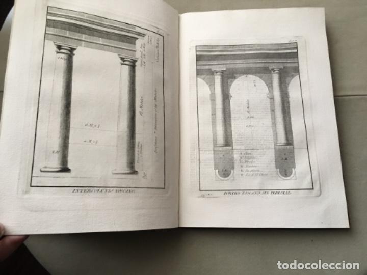Libros antiguos: REGLAS DE LOS CINCO ÓRDENES DE ARQUITECTURA DE VIGNOLA - IMPRENTA DE FROSSART,1843 - Foto 6 - 153522774