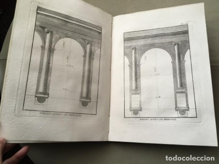 Libros antiguos: REGLAS DE LOS CINCO ÓRDENES DE ARQUITECTURA DE VIGNOLA - IMPRENTA DE FROSSART,1843 - Foto 7 - 153522774