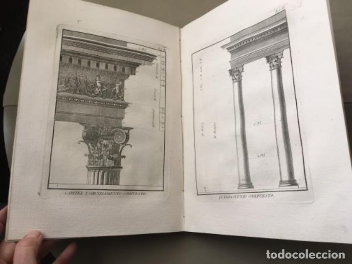 Libros antiguos: REGLAS DE LOS CINCO ÓRDENES DE ARQUITECTURA DE VIGNOLA - IMPRENTA DE FROSSART,1843 - Foto 8 - 153522774