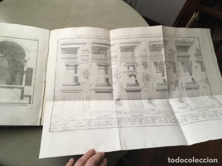 Libros antiguos: REGLAS DE LOS CINCO ÓRDENES DE ARQUITECTURA DE VIGNOLA - IMPRENTA DE FROSSART,1843 - Foto 9 - 153522774