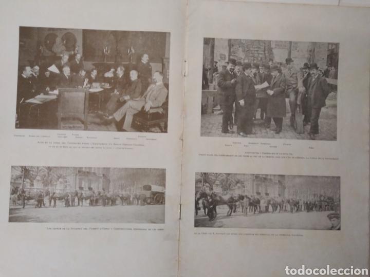 Libros antiguos: BARCELONA 1908 * la reforma de LA GRAN VIA A * muchas fotografias de calles antiguas - Foto 2 - 155730565