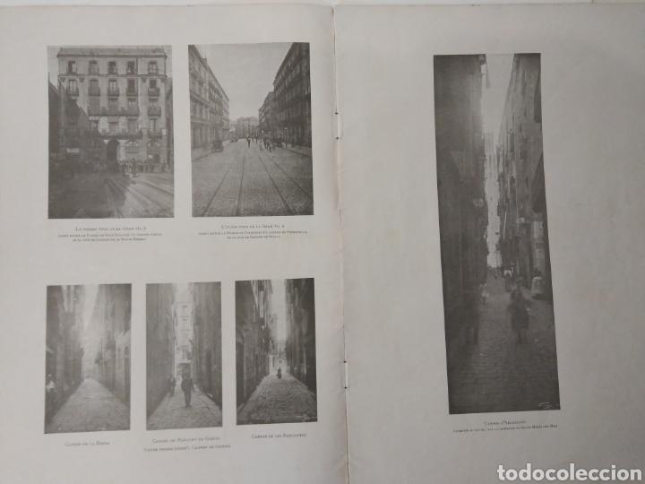 Libros antiguos: BARCELONA 1908 * la reforma de LA GRAN VIA A * muchas fotografias de calles antiguas - Foto 3 - 155730565