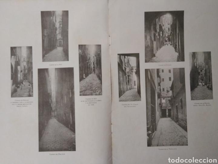 Libros antiguos: BARCELONA 1908 * la reforma de LA GRAN VIA A * muchas fotografias de calles antiguas - Foto 4 - 155730565
