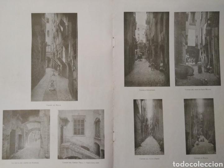 Libros antiguos: BARCELONA 1908 * la reforma de LA GRAN VIA A * muchas fotografias de calles antiguas - Foto 5 - 155730565