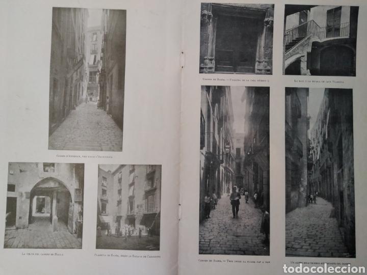 Libros antiguos: BARCELONA 1908 * la reforma de LA GRAN VIA A * muchas fotografias de calles antiguas - Foto 6 - 155730565