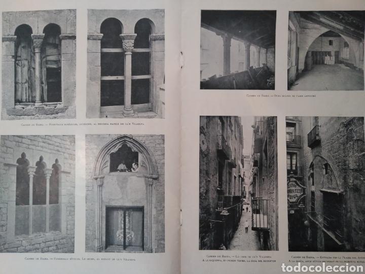Libros antiguos: BARCELONA 1908 * la reforma de LA GRAN VIA A * muchas fotografias de calles antiguas - Foto 7 - 155730565