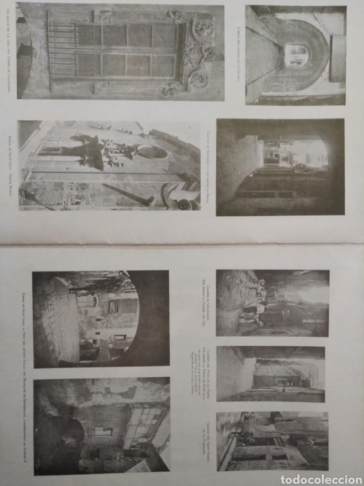 Libros antiguos: BARCELONA 1908 * la reforma de LA GRAN VIA A * muchas fotografias de calles antiguas - Foto 9 - 155730565