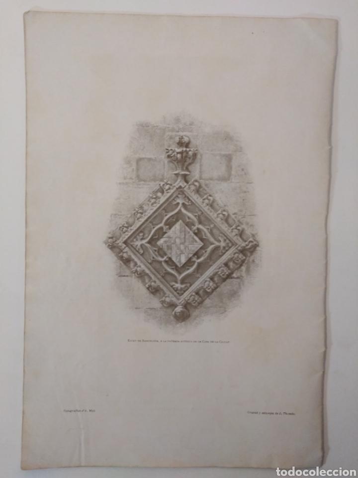 Libros antiguos: BARCELONA 1908 * la reforma de LA GRAN VIA A * muchas fotografias de calles antiguas - Foto 10 - 155730565