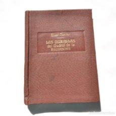 Libros antiguos: LAS MURALLAS DEL MADRID DE LA RECONQUISTA.ELIAS TORMO 1945.242 PG+44 LAMINAS. Lote 155781894