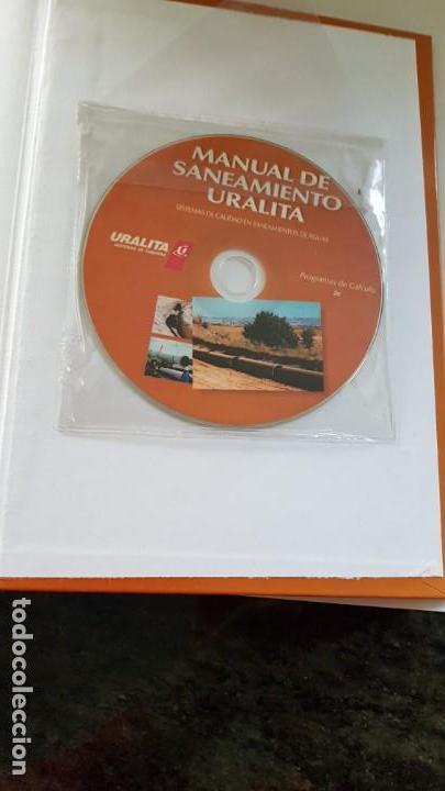 Libros antiguos: MANUAL DE SANEAMIENTO URALITA - Foto 4 - 156305346