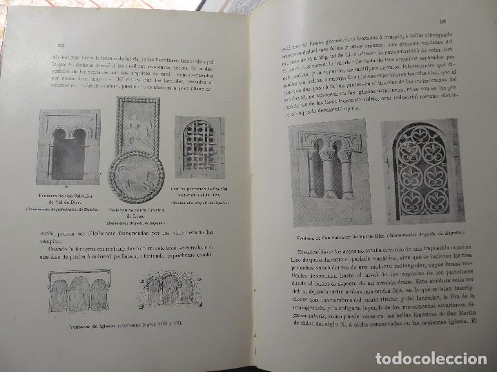 Libros antiguos: L-5305. MONUMENTOS OVETENSES DEL SIGLO IX. POR FORTUNATO DE SELGAS. AÑO 1908. EDICIÓN ORIGINAL. - Foto 11 - 156315718