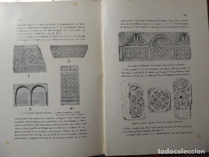 Libros antiguos: L-5305. MONUMENTOS OVETENSES DEL SIGLO IX. POR FORTUNATO DE SELGAS. AÑO 1908. EDICIÓN ORIGINAL. - Foto 12 - 156315718