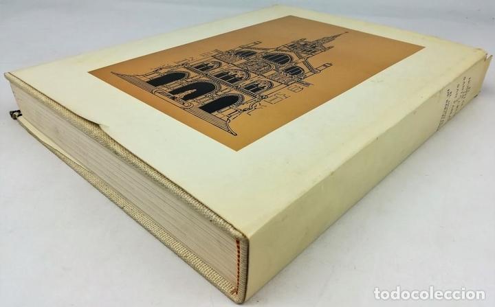 Libros antiguos: HOSPITAL DE SANTA CRUZ Y DE SAN PABLO. VV. AA. EDITORIAL GUSTAVO GILI. S.A. BARCELONA 1971 - Foto 6 - 156976354