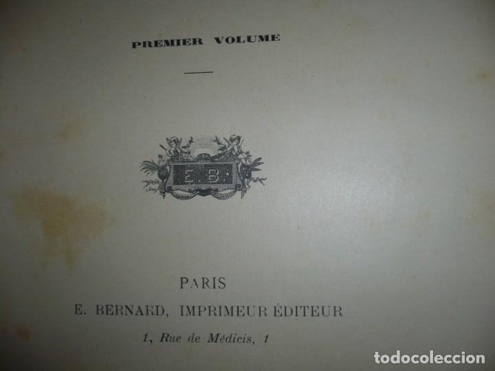 Libros antiguos: LES PORTS MODERNES C.DE CORDEMOY 1900 PARIS TOMO I-II - Foto 4 - 157554950