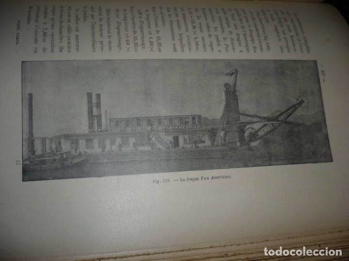 Libros antiguos: LES PORTS MODERNES C.DE CORDEMOY 1900 PARIS TOMO I-II - Foto 8 - 157554950