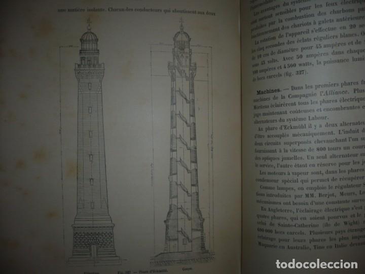 Libros antiguos: LES PORTS MODERNES C.DE CORDEMOY 1900 PARIS TOMO I-II - Foto 10 - 157554950