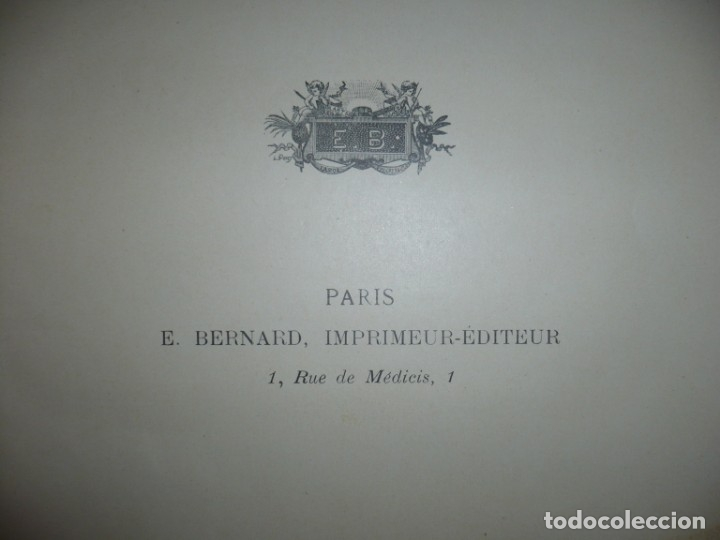 Libros antiguos: LES PORTS MODERNES C.DE CORDEMOY 1900 PARIS TOMO I-II - Foto 13 - 157554950