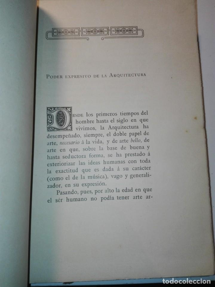 Libros antiguos: Las catedrales de España principales (románicas y góticas). Ricardo Benavent y Feliu. Valencia 1913 - Foto 3 - 159448466