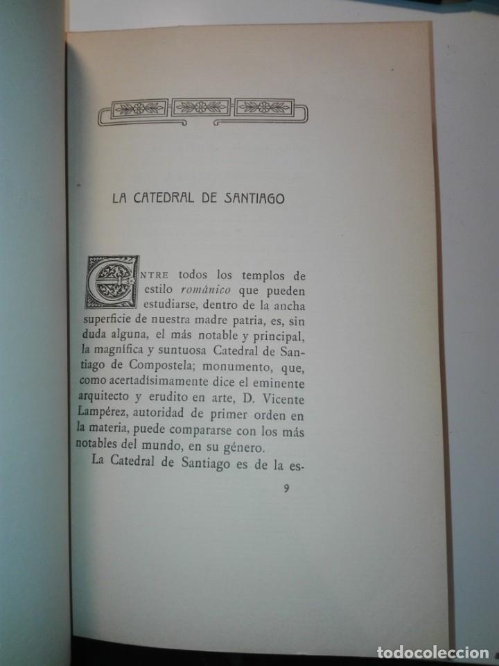 Libros antiguos: Las catedrales de España principales (románicas y góticas). Ricardo Benavent y Feliu. Valencia 1913 - Foto 6 - 159448466