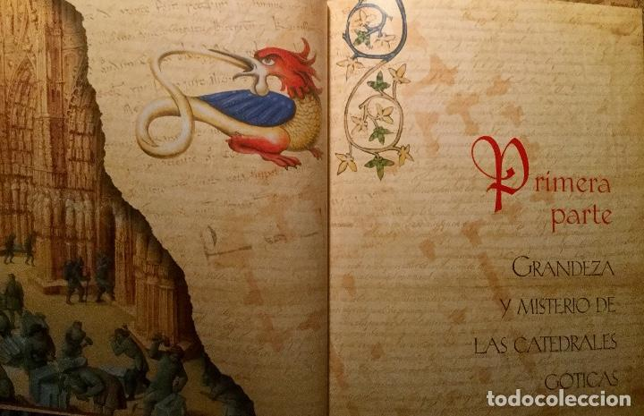 Libros antiguos: Más allá de las Catedrales, de René Chandelle - Foto 2 - 159478762
