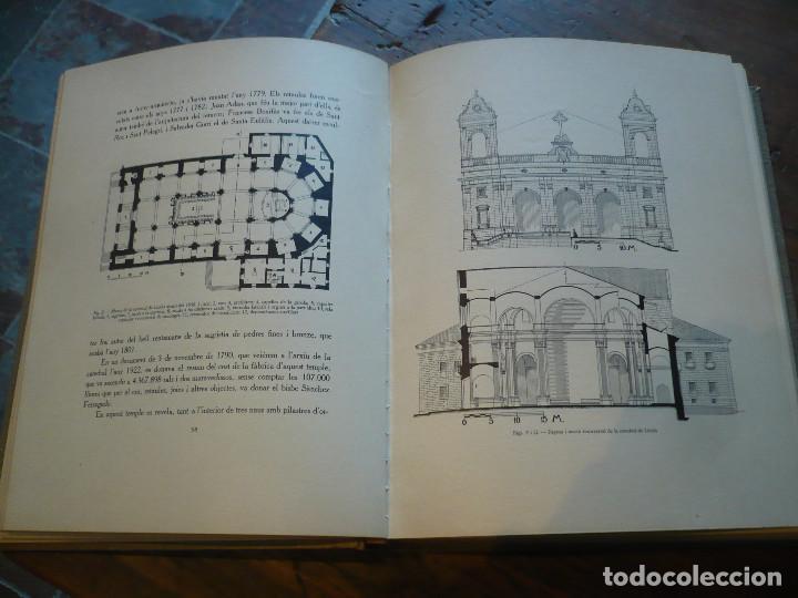 Libros antiguos: Arquitectura i escultura Barroques a Catalunya, Cesar Martinell, Ed. Alpha barroc acadèmic - Foto 3 - 159639978