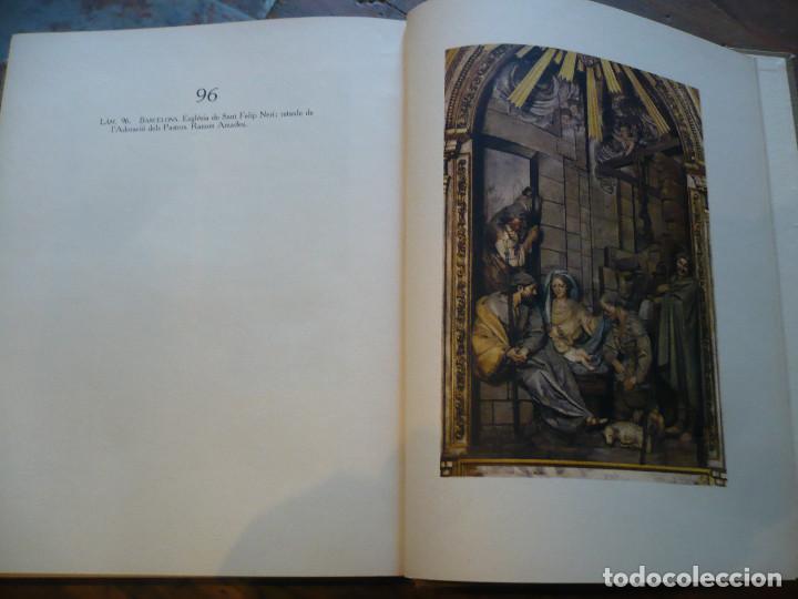 Libros antiguos: Arquitectura i escultura Barroques a Catalunya, Cesar Martinell, Ed. Alpha barroc acadèmic - Foto 4 - 159639978