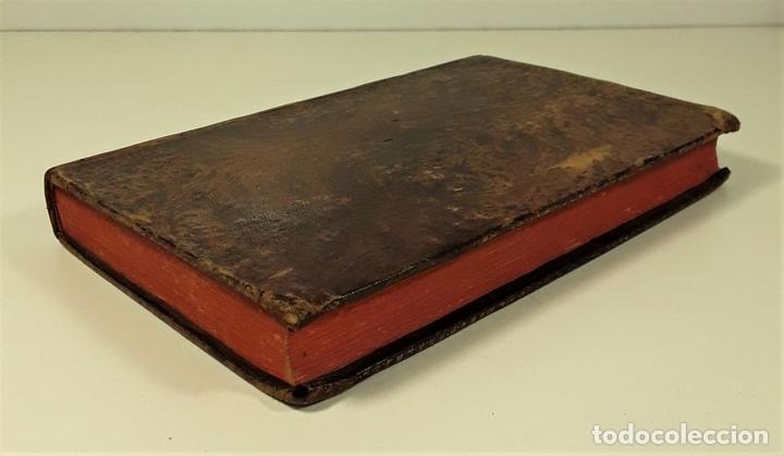 Libros antiguos: ORDENANZA DE INGENIERO. TOMO I. IMPRENTA REAL. MADRID. 1803. - Foto 2 - 160360570